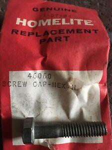 Homelite 46060 Hex Cap Screw
