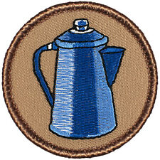 Cool Boy Scout Patch - Coffee Pot Patrol! (#321)