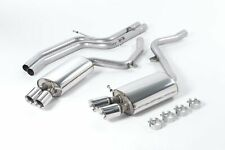 Milltek Audi S5 4.2 V8 B8 Coupé Manual & Auto Cat Back Exhaust 07-11 SSXAU190