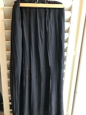 Joie Silk pleated Skirt Size Z