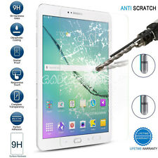 "Tempered Glass Screen Protector Fits Samsung Galaxy Tab S2 9.7"" SM-T815 SM-T810"