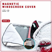 Premium Windscreen Magnetic Cover Heat and Snow Resistant High Quality Cover