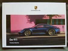 Porsche 911 / 992 incl. Cabrio: Hardcover Buch Prospekt Katalog Broschüre NEU