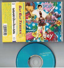 TERESA TENG 鄧麗君 GO! GO! Teresa JAPAN CD TACL-2421 w/OBI+PS Free S&H/P&P