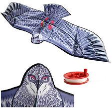 Großer Adler Flug-Drachen für Kinder & Erwachsene ? Riesiger 200 x 83 cm Spannwe