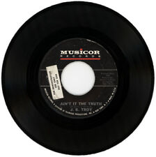 """J. B. TROY  """"AIN'T IT THE TRUTH""""  DEMO   NORTHERN SOUL"""