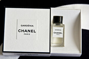 CHANEL LES EXCLUSIVES Gardenia EAU DE Parfum EDP 4ml 0.12 FL.OZ Miniature