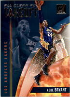 2018-19 Donruss All Clear for Takeoff #15 Kobe Bryant - NM-MT
