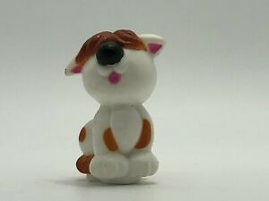 Sesame Street Barkley Dog Muppets PVC miniature figure Shadow box use