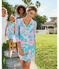 Lilly Pulitzer $298 Elenora Silk Dress, Stunning! Sold out!