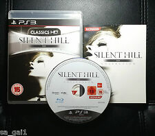 Silent Hill HD Collection (Sony PlayStation 3, 2012) PS3 - Very Good condition