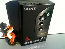 Sony Wm-Dd1 Walkman Personal Cassette Player Kassettenspieler Dd I Metal Black