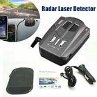 Radar Detector Car Speed Laser Radar Detector w/Voice Alert Radar Detector Kit