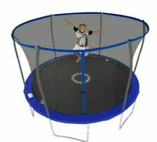 Sportspower Trampoline Spare Part 12ft REPLACEMENT Enclosure Net ONLY BLUE Asda