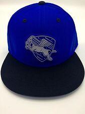 LeBron James Nike XII Elite Snapback Hat Color - Game Royal/Black