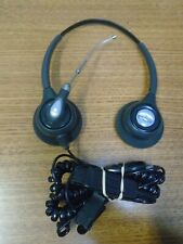 Lot of 10 Plantronics Wired Headsets