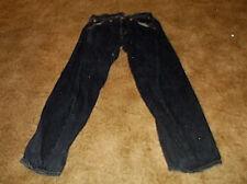 Men's LEVI'S Engineered  Blue Denim Jeans 30 x 32 Cotton Blend