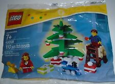 Lego 40058 Decorating the Christmas Tree Brand New in Sealed Polybag
