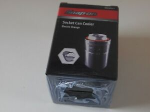 Snap-On Socket Can Cooler SSX20P112 - Electric Orange