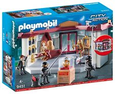 Playmobil 9451 Museumsüberfall   Neu&OVP