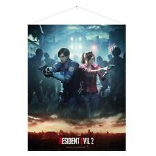 Resident Evil 2 Wallscroll Leon & Clair Englisch