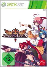 Arcana Heart 3, NEU/OVP, Xbox360