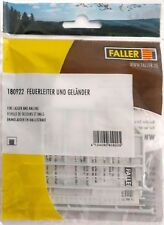 Faller OO/HO Gauge Fire Ladder & Railing Plastic Detail Kit 180922