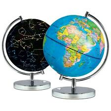Science Kidz 28cm Swivel Globe