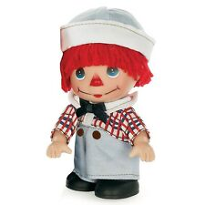"Precious Moments Raggedy Andy  5"" Doll Mini Moment Doll NEW"