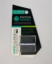 Broad Hi-Tech NANO Liquid Screen Protector Apple iPhone , Samsung Any Phone