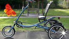 Scootertrike L bzw.S Pfau-Tec Pfiff Shopping Dreirad Fahrrad