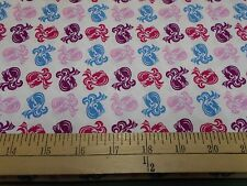 "1 yard Print Concepts ""Pampered Girls"" Fabric"