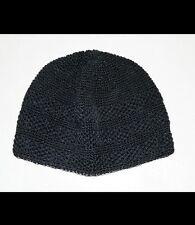 Men- Boys New- Kufi -Hat -Skull Cap -Topi Kofi Headgear crochet Muslim