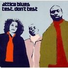 ATTICA BLUES Test Don't Test SONY CD 2000 OVP