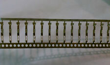 Molex Gold crimp socket 24-30awg 16021113 st#1194
