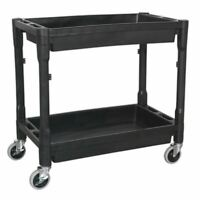 Sealey Trolley 2-Level Composite Heavy-Duty CX204