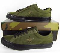 Converse x Carhartt WIP One Star Ox Sneaker Cordura Upper Olive Green RARE!