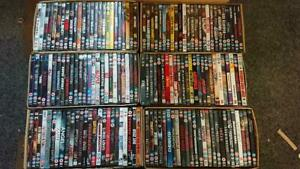 Wholesale Joblot/Job Lot X 150 UNITS Action/Horror DVDs (NEW AND FACTORY SEALED)