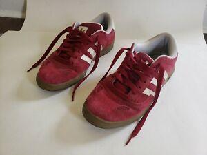 Adidas Men's Ciero Originals Campus burgundy shoes G47207 size 11