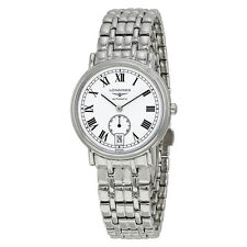 Longines Presence Automatic White Dial Ladies Watch L4.804.4.11.6