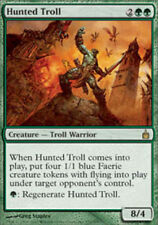 Hunted Troll - LP - Ravnica MTG Magic Cards Green Rare
