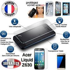 Protection d'Ecran en Verre Trempé Contre les Chocs pour Acer Liquid Z630