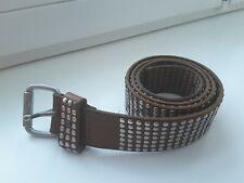"Liebeskind leather belt 80-90 cm (31.5- 35.5"")"