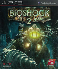 Bioshock 2, Sony Playstation 3, PS3 game complete, USED