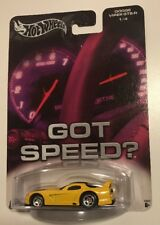 Hot Wheels 2004 Auto Affinity Got Speed? DODGE VIPER GTS-R * Super Fast Ship *2C