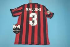 Maglia Baresi Milan 1996 - Calcio Vintage Retro Gullit Capitano Van Basten