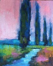 Impressionist Oil Painting Original 2013 JOSE TRUJILLO
