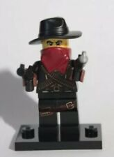 NEW LEGO SERIES 6 MINIFIGURE 8827 - 5 BANDIT