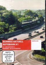 Schweiz Aktuell Autobahn A1 - A1 Die Raststätte Dahinden - 2 DVD - Neu / OVP