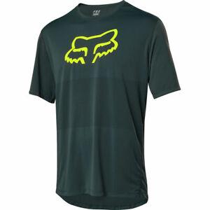 Fox Racing Ranger s/s Short Sleeve Fox Head Jersey Emerald